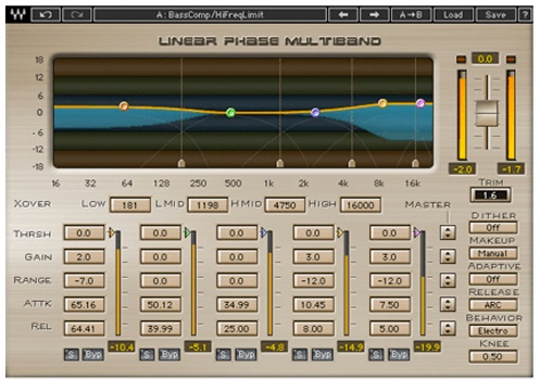 Linear_Phase_Multiband